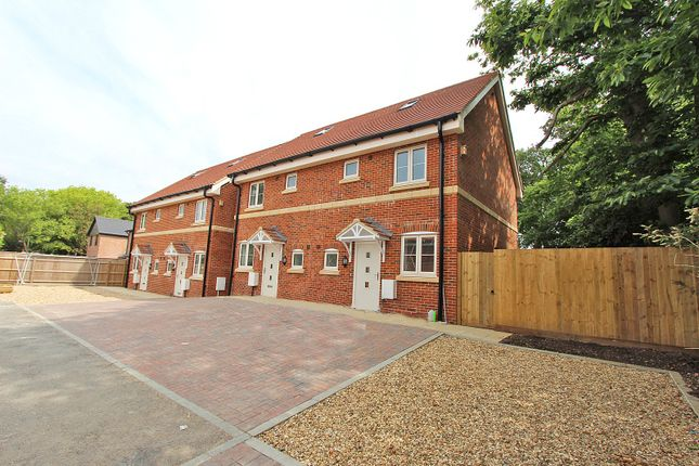 Thumbnail Semi-detached house for sale in Rosemary Cottage, Station Road, Sway, Hampshire