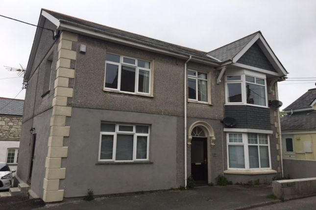 Thumbnail Flat to rent in Hendra Corner Fore Street, St. Dennis, St. Austell