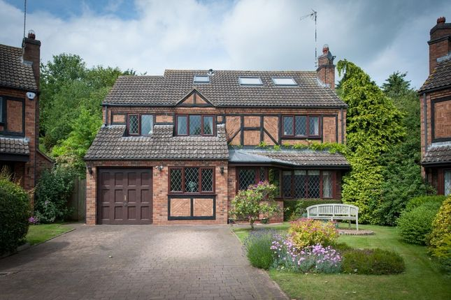 Thumbnail Detached house for sale in Sandpits Close, Curdworth, Sutton Coldfield