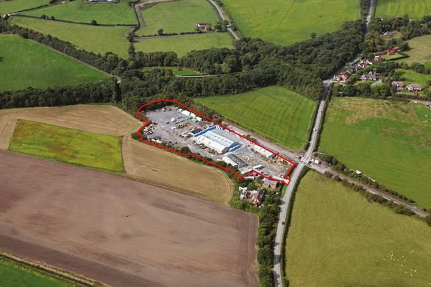 Thumbnail Land to let in Commercial Land, Welsh Road, Dodleston, Chester, Cheshire