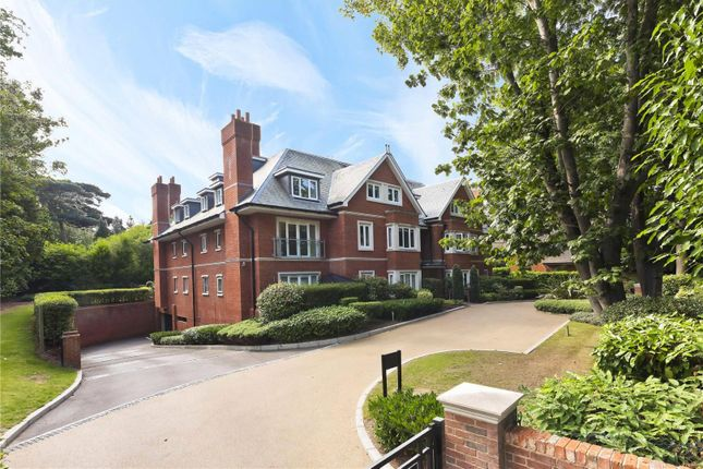 Thumbnail Flat for sale in Gower Road, Weybridge, Surrey
