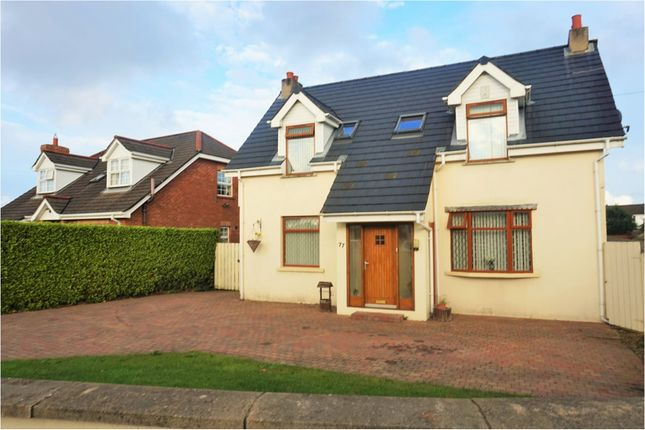 Thumbnail Detached bungalow for sale in Old Gransha Road, Bangor
