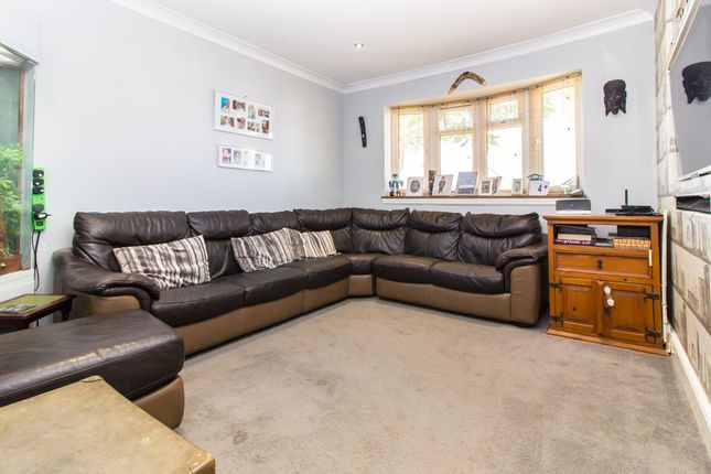Thumbnail Semi-detached bungalow for sale in Leighfields Road, Eastwood, Leigh-On-Sea