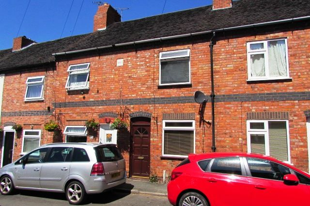 Thumbnail Terraced house to rent in New Street, Birchmoor