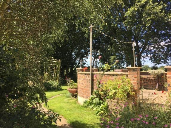 Garden of Cooper Lane, Potto, Northallerton DL6