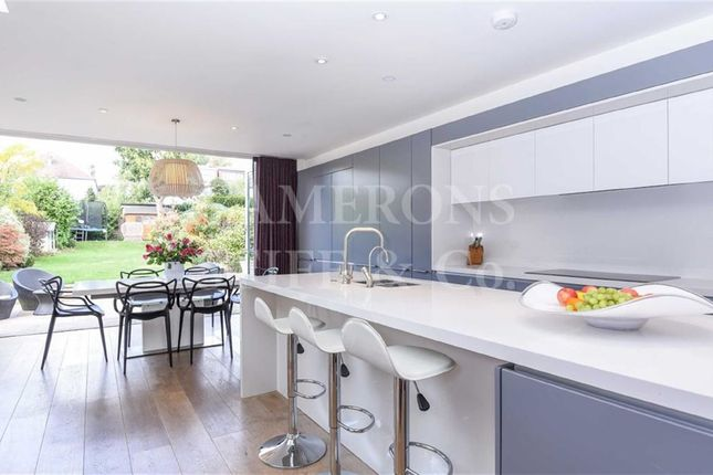 Thumbnail Semi-detached house for sale in The Avenue, Brondesbury Park, London