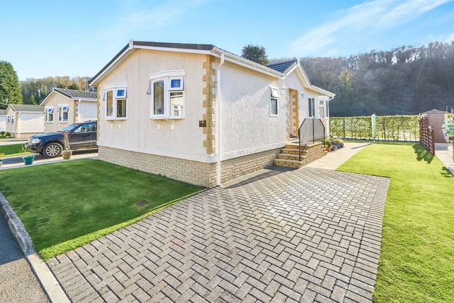 Thumbnail Mobile/park home for sale in Plym Valley Meadow, Leigham Manor Drive, Plymouth