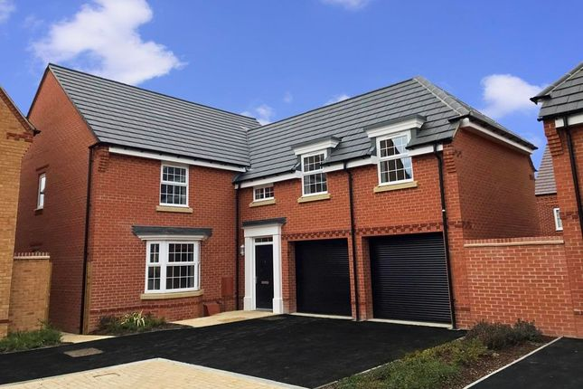 """Thumbnail Detached house for sale in """"Oulton"""" at Torry Orchard, Marston Moretaine, Bedford"""