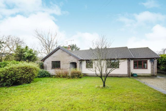 Thumbnail Detached bungalow for sale in Quarry Park, Ludchurch, Narberth