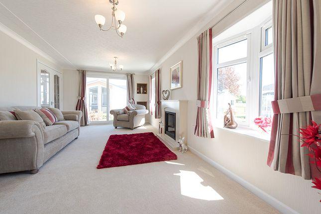 Thumbnail Lodge for sale in Wardleys Lane, Hambleton