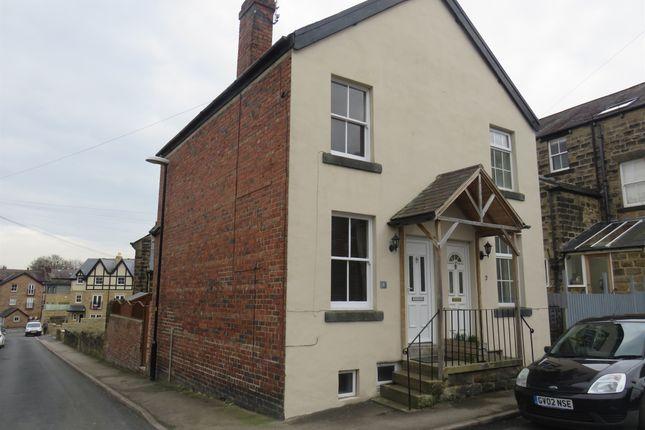 Thumbnail Semi-detached house for sale in Cliffe Road, Harrogate