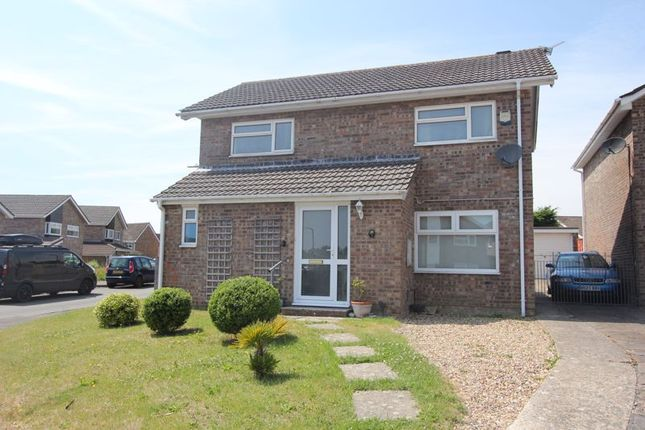 Thumbnail Detached house for sale in Heol Merioneth, Boverton, Llantwit Major