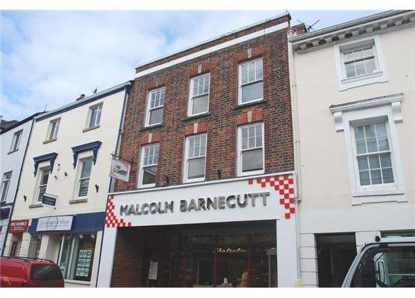 Flat to rent in Molesworth Street, Wadebridge