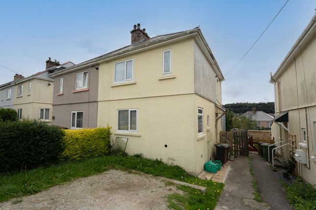 2 bed semi-detached house for sale in Stone Barton Road, Plymouth PL7