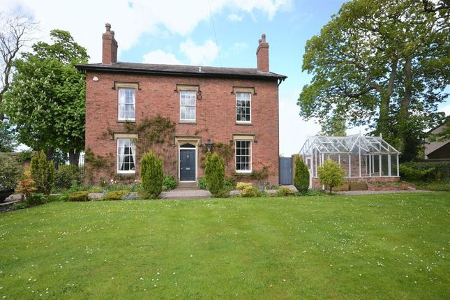 Thumbnail Detached house for sale in The Old Rectory, South Road, Bretherton