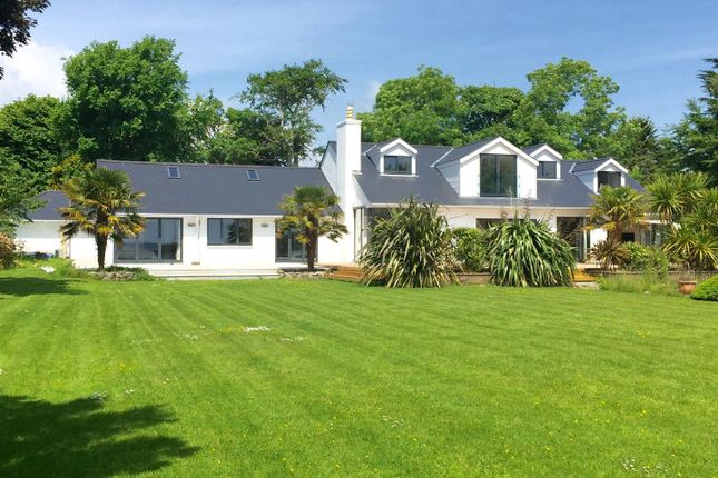 Thumbnail Detached bungalow for sale in West Lawn, Heywood Lane, Tenby