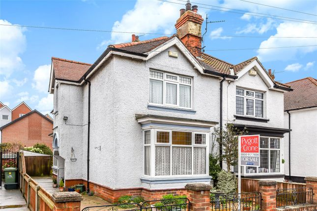 Thumbnail Semi-detached house for sale in Seacroft Road, Cleethorpes