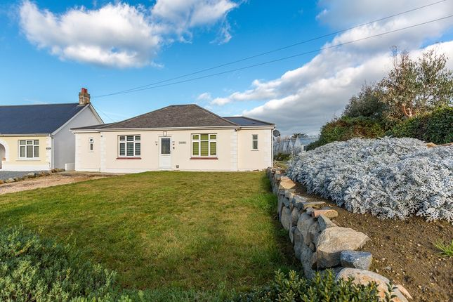 3 bed bungalow for sale in La Route De La Hougue Du Pommier, Castel, Guernsey