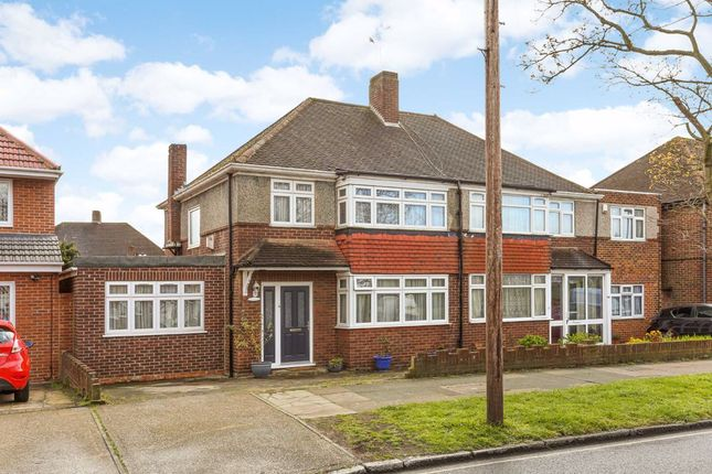 4 bed semi-detached house for sale in Hall Road, Isleworth TW7
