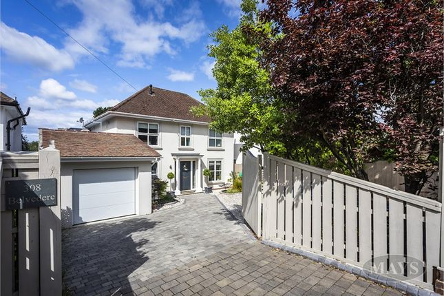 Thumbnail Detached house for sale in Vale Heights, Vale Road, Parkstone, Poole