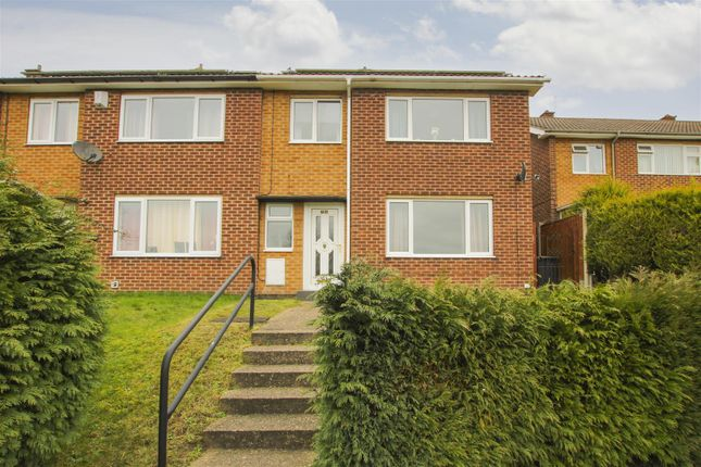 3 bed end terrace house to rent in Hanworth Gardens, Arnold, Nottinghamshire NG5