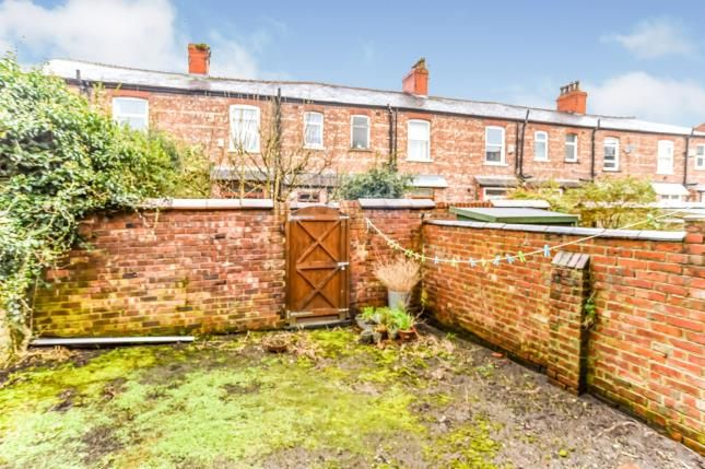 Garden of Cleveleys Avenue, Manchester, Greater Manchester M21