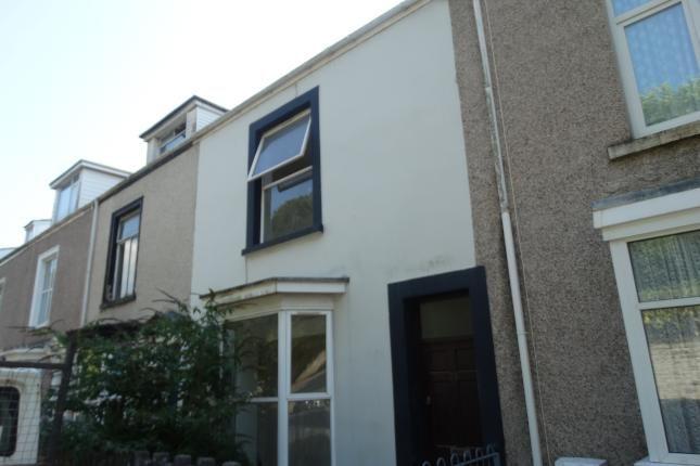 Thumbnail Terraced house to rent in Carlton Terrace, Swansea