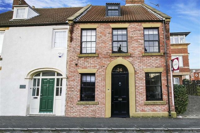 Thumbnail Terraced house to rent in East Percy Street, North Shields