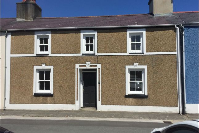 Thumbnail Terraced house to rent in Albert Street, Aberaeron