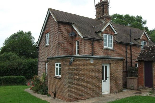 Thumbnail Semi-detached house to rent in Wardsbrook Cottages, Ticehurst, East Sussex