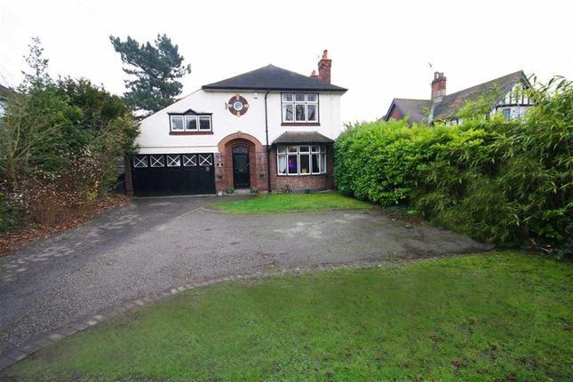 Thumbnail Detached house for sale in London Road, Retford, Nottinghamshire