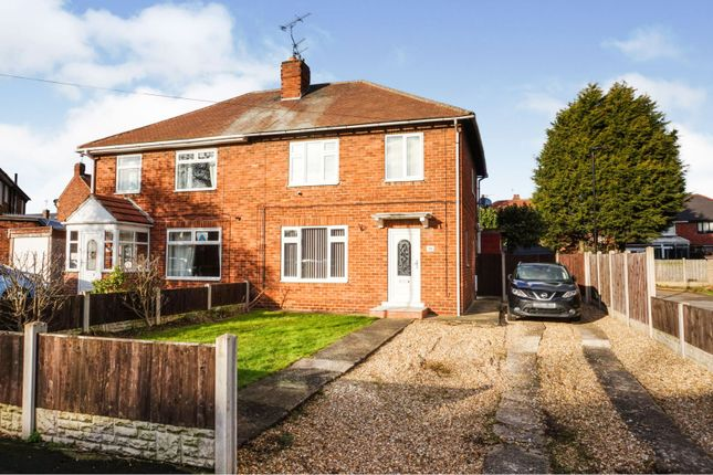 3 bed semi-detached house for sale in Middlegate, Scawthorpe, Doncaster DN5
