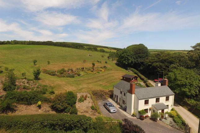 Thumbnail Detached house for sale in Winsham, Braunton