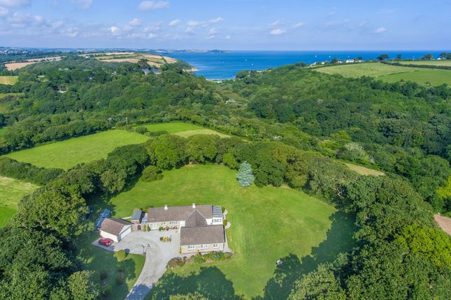 Thumbnail Detached bungalow for sale in Carlidnack Lane, Mawnan Smith, Falmouth