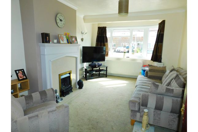Thumbnail Terraced house for sale in Turner Road, Worthing
