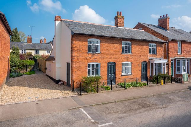 Thumbnail Detached house for sale in High Street, Cavendish, Suffolk