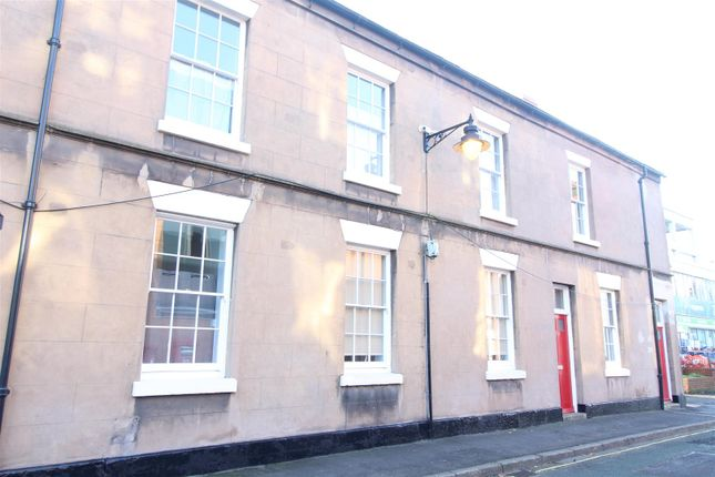 Thumbnail Town house for sale in Plot 3, 27 Walker Street, Wellington, Telford