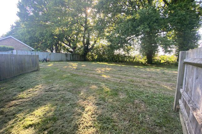 Garden of Whiston Avenue, Bethersden, Ashford TN26