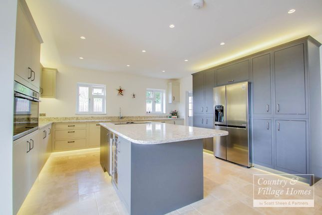 Thumbnail Detached house for sale in Holland Villas, Main Road, Great Holland, Frinton-On-Sea