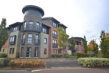 Thumbnail Flat to rent in Meggetland View, Edinburgh, Available Now