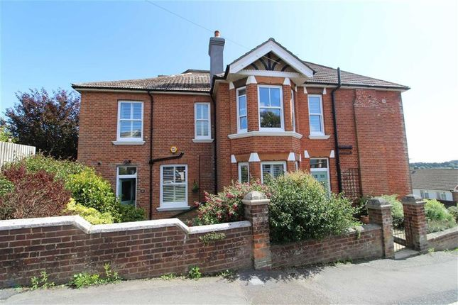 Thumbnail End terrace house for sale in Bedford Road, Hastings, East Sussex