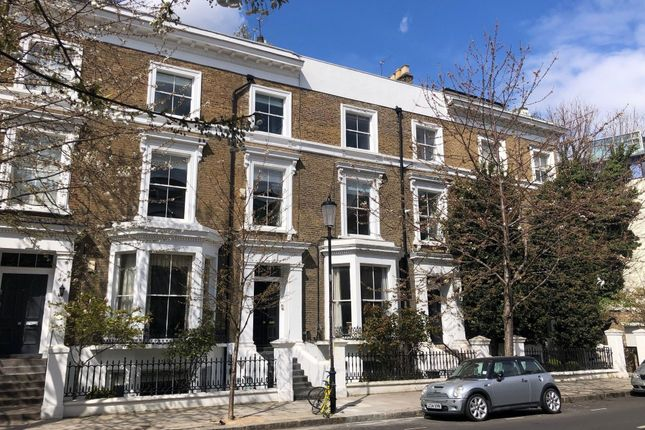 2 bed flat for sale in Lower Ground Floor Flat, 2 Upper Addison Gardens, Holland Park, London W14