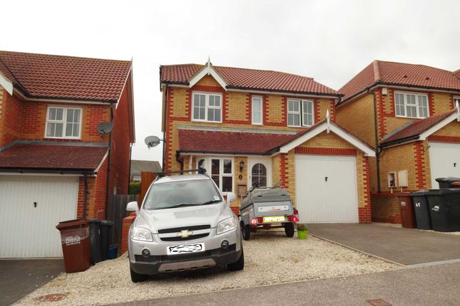 Thumbnail Detached house to rent in Lambourn Avenue, Stone Cross, Pevensey