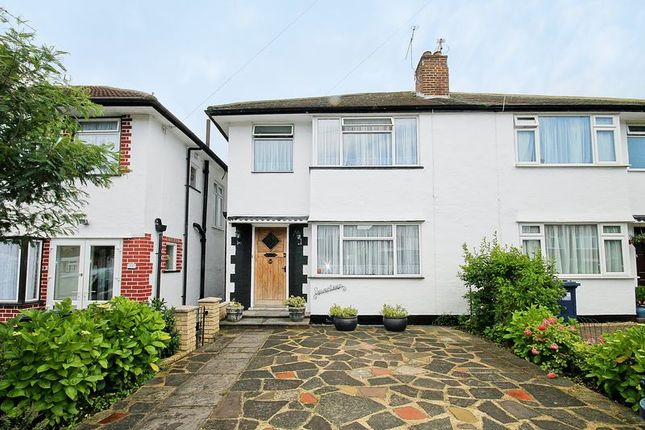 3 Bed Semi Detached House For Sale In Stanhope Park Road Greenford