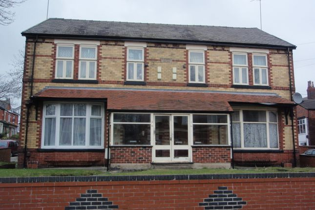 Thumbnail Flat to rent in George St, Prestwich