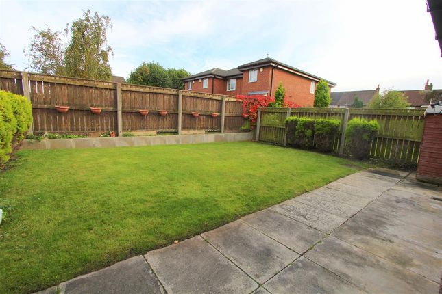 Garden of Gray Grove, Huyton, Liverpool L36