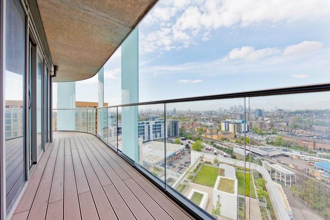 Thumbnail Flat for sale in Sienna Alto, 2 Cornmill Lane, London