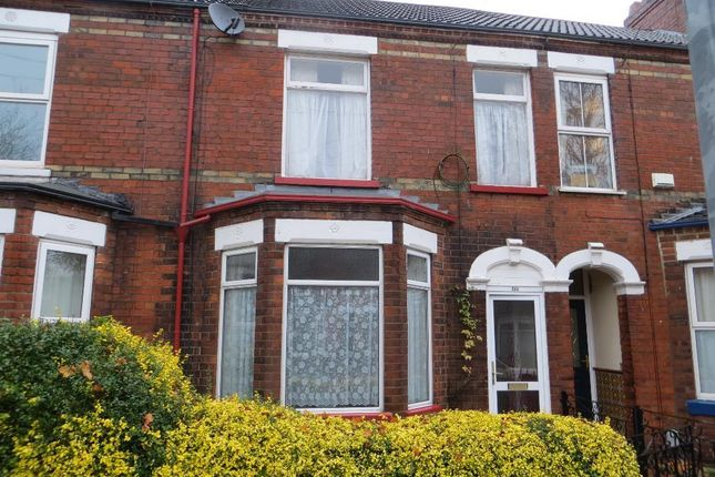 Thumbnail Terraced house for sale in Ella Street, Hull