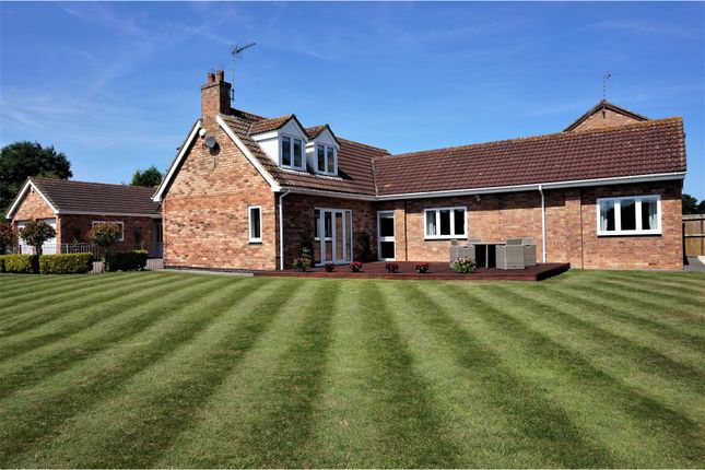 Thumbnail Detached bungalow for sale in Spinney Drive, Leicester