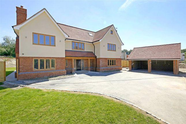 Thumbnail Detached house for sale in Hillbury Farm, Tithepit Shaw Lane, Warlingham